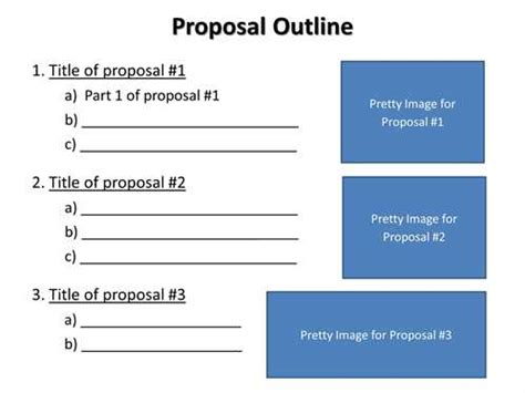 How to Write a Good MBA Research Proposal