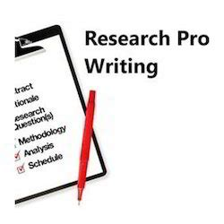 How to write a good business research proposal